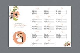 Pin By Dan On Wedding Chart Seating Chart Wedding Template