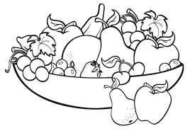 Popular Fruit For Coloring Orange Fruits Pages 7845