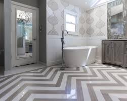 bathroom design houston. Architecture, Transitional Bathroom Design With Interior Houston Style Also Grey And White Marble Floor U