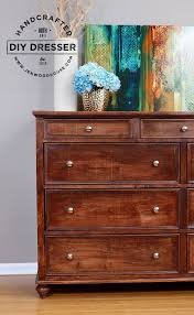 Dresser With Cabinet 13 Free Dresser Plans You Can Diy Today