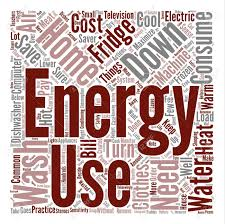 Cloud Saver Home Energy Saver Text Background Word Cloud Concept Royalty Free