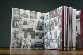 a high end coffee table book