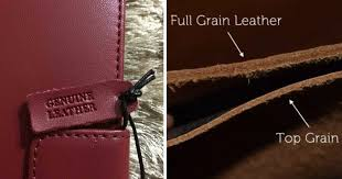 genuine leather doesn t mean what you think and you might not want to once you find out what it means