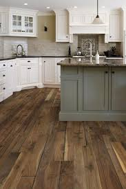 The typical choice for wood purists, this in the kitchen, keep in mind that extremely light or dark floors tend to show spills more readily. Can You Have Wood Floors In Kitchens Esb Flooring