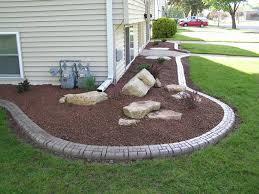 Landscape Curbing Ideas Distinctive Concrete Landscape Curbing Diy Concrete  Landscape