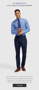 Interview Outfits For Men Guys Guide To Casual Interviews Mens Fashion Casual