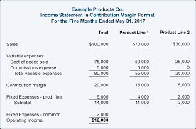 Income Statement Income Statement Explanation AccountingCoach 1