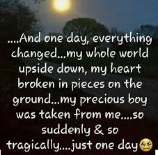 My Son Is My World Quotes Beauteous Quotes About Missing Forever 48 Missing My Son So Very Much