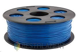<b>ABS пластик</b> для 3D-принтеров Bestfilament. Цвет <b>синий</b> 1 кг. 1 ...