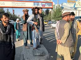 The taliban have set up many checkpoints in the area. Cwinibanb1em M