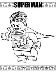 Once again, the superman is in action. 20 Coloring Ideas Lego Coloring Pages Lego Coloring Colouring Pages