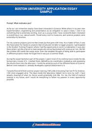 how to write a university application essay nuvolexa  response boston university essay prompt how to write a personal for applic how to write a