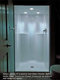 bathroom led lighting kits. Superior Saunas: Steam Lighting - Room Light Kit Bathroom Led Kits L