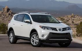 2014 Toyota RAV4 XLE AWD Start Up and Review 2.5 L 4-Cylinder ...