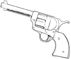 Nerf Gun Coloring Pages Luxury Pistole Coloring Pages Coloring Page
