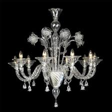traditional chandelier murano glass incandescent led venetian crystal