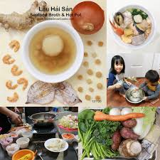 Seafood Broth & Hot Pot Recipe – Lẩu ...