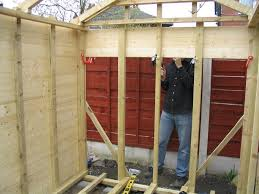 Small Picture Building a Shed