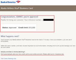 Alaska Airlines Business Credit Card Kvantitainfo