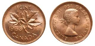 Wheat Penny Value Chart 1800 To 1959 Top 10 Rare Canadian Pennies My Road To Wealth And Freedom