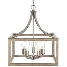 coastal chandelier lighting