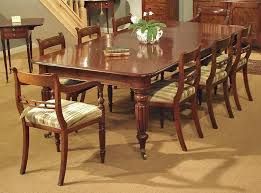 antique dining table uk. antique mahogany dining table / seats 10 uk 1