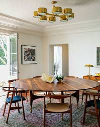 extra large round dining table large round dining room table
