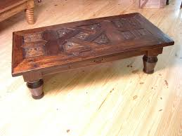 reclaimed door furniture. Lovely Door Coffee Table With Antique Tables Reclaimed Door Furniture