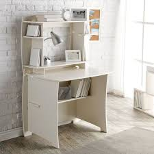 white writing desk with hutch mpwm 105