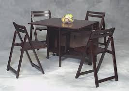 captivating round space saving dining table and chairs at space regarding dining table set space saver
