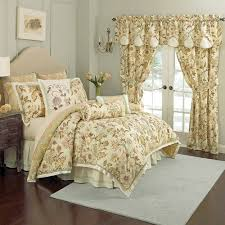 fantastic ivory fl waverly bedding as wells as bedroom decoration ideas jcpenney bed together with bag
