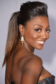Natural Hairstyles Ponytails 20 New Ways To Wear A Ponytail Celebrities Ponies And Beauty
