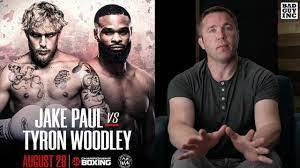 Gilbert Burns said Jake Paul WILL beat ...