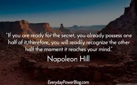 35 Napoleon Hill Quotes From Think And Grow Rich 2019