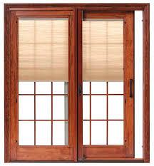 attractive wood sliding patio doors door wooden double glazed designer series pella pella sliding doors n89