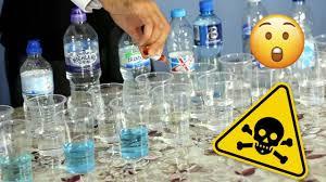 Testing 11 Bottled Water Brands