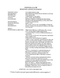 Cook Job Description Resume Child Care Job Duties Resume Krida 95