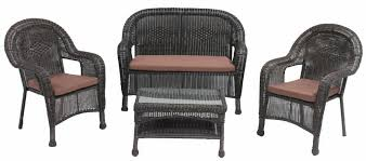 wicker patio chairs. Unique Patio 169900 Patio Furniture Wicker 4PC Sofa Set In Chairs R