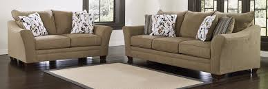 Living Room Set Ashley Furniture Buy Ashley Furniture 9670138 9670135 Set Mykla Shitake Living Room
