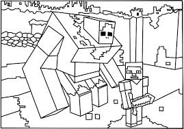 minecraft coloring pages zombie pigman extraordinary coloring pages for coloring print with coloring pages coloring pages of animals