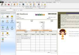 Sample Medical Bill Format In Word Medical Bill Invoice Form Samples Free Sample Example