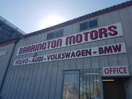 photo of barrington motors los angeles ca united states