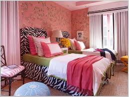 Painting Girls Bedroom Charming Pink And Black Teen Girls Bedroom Rooms Ideas Room Scenic