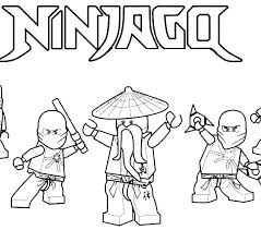 New Lego Ninjago Movie Coloring Pages Coloring Pages Image For
