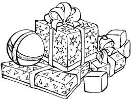 Small Picture Christmas Gifts coloring pages Free Coloring Pages