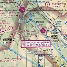 Tucson Elevation Chart Kryn Tucson Ryan Field Az Us Airport Great Circle