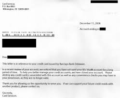 Gallery Of Bank Account Cancellation Letter Sample Images Letter