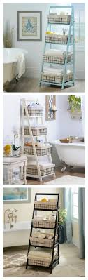 Kirkland's Ladder Shelves are exactly what you need to get your home  organizes! Available in