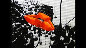 flower acrylic paintings using acrylic paint poppies photos from hotel du porge in france