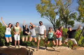 Teen trips to israel